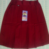 Rok Pendek Merah uk 28